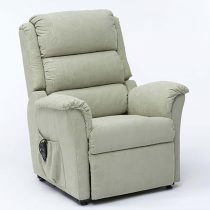 Riser Recline Chair Green