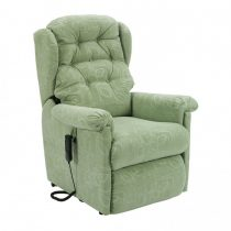 Restwell-Seattle-Rise-and-Recline-Green-Front1-900x900