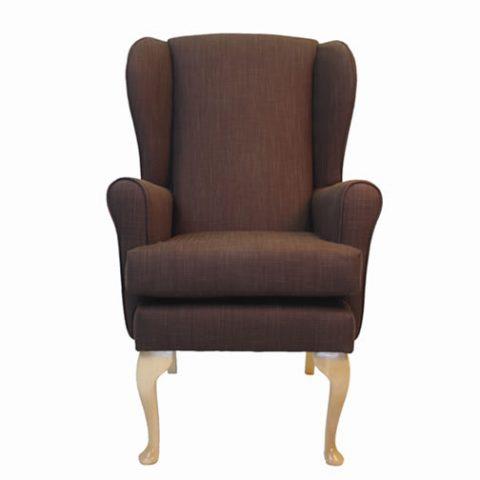 chocolate ortho chair