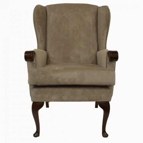 Orthopedic high seat chair mink