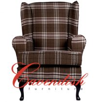 Luxury Brown Orthopedic High Seat Chair