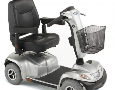 Invacare Orion mobility scooter