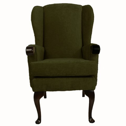 Green-Knuckle-chair-front