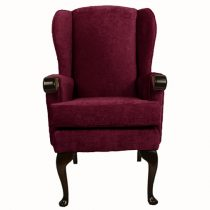 Plum-Knuckle-chair-front