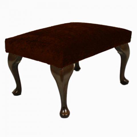 chocolate-footstool