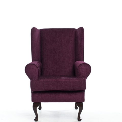 plum orthopedic chair