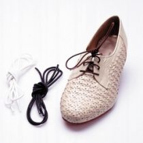 RTL2050 Elastic Shoe Laces Black