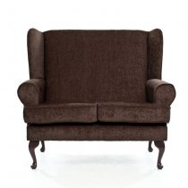 brown_2_seater sofa