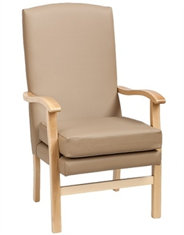 Orthopedic - Wood Beige Vinly