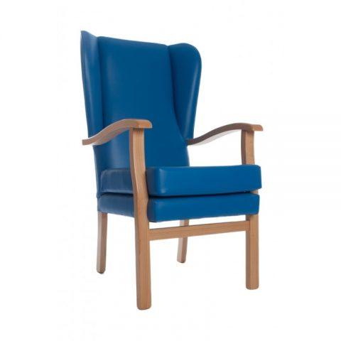 orthopedic-wood-blue-viynl