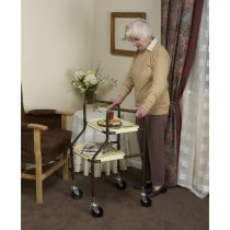 Drive Medical Handy Trolly with lady