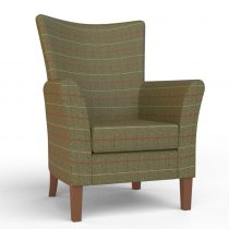 kensington sage green chair