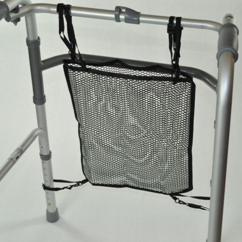 walking frame shopping bag