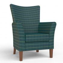 Cavendish Kensington High Seat Chair in Teal