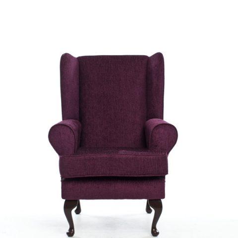 plum orthopedic chair