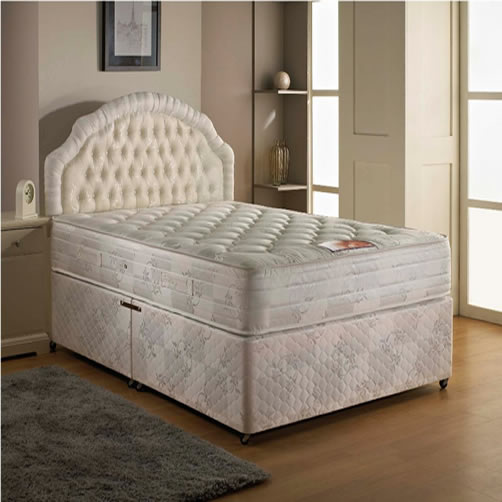 Cavendish furniture mobilityorthopaedic beds kensington for The range divan beds