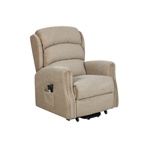 Cavendish furniture mobilityneptune dual motor lift and for Waterfall seat design