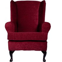 ruby deep seat orthopedic chair